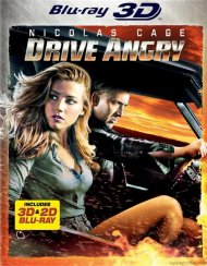 Drive Angry 3D (Blu-ray 3D) Blu-ray