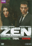Zen: Vendetta / Cabal / Ratking Movie