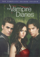 Vampire Diaries, The: The Complete Second Season Movie