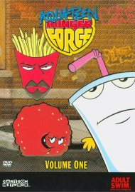 Aqua Teen Hunger : Volumes 1 - 7 / Aqua Teen Hunger  Colon Movie Film For Theaters For DVD (8 Pack) Movie