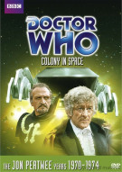 Doctor Who: Colony In Space Movie