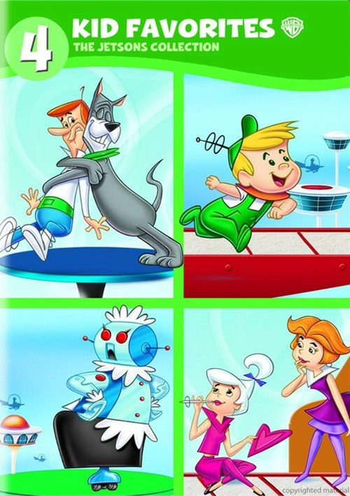 4 Kid Favorites: The Jetsons Collection Movie