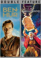 Ben Hur / Ten Commandments (Double Feature) Movie