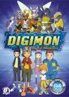 Digimon Frontier: The Complete Fourth Season Movie