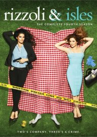 Rizzoli & Isles: The Complete Fourth Season Movie