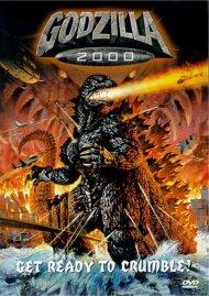Godzilla 2000 Movie