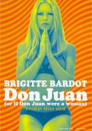 Don Juan (Or If Don Juan Were A Woman) Movie