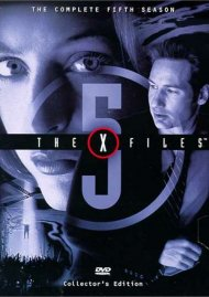 X-Files, The: Season Five - Gift Pack Movie