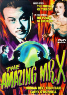 Amazing Mr. X , The (Alpha) Movie