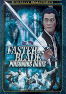 Faster Blade: Poisonous Darts Movie