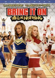 Bring It On: All Or Nothing (Widescreen) Movie