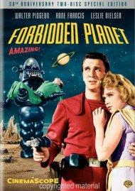 Forbidden Planet: 50th Anniversary Edition Movie