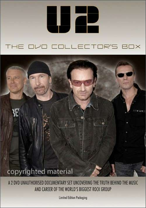 U2: The DVD Collectors Box  Movie