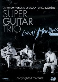Super Guitar Trio: Live At Montreux 1989 Movie