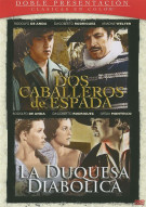 Dos Caballeros De Espada / La Duquesa Diabolica (Double Feature) Movie