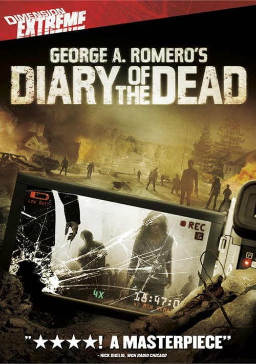 Diary Of The Dead Movie