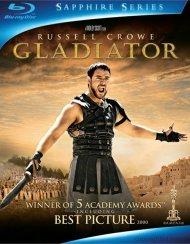 Gladiator: Sapphire Series Blu-ray