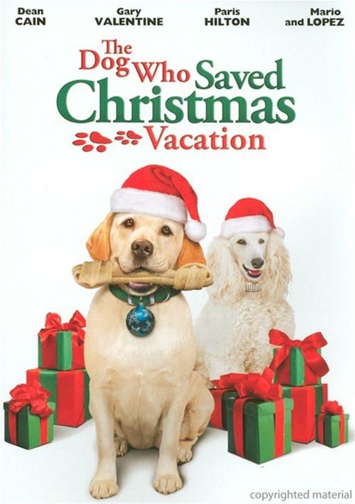 Dog Who Saved Christmas Vacation, The Movie