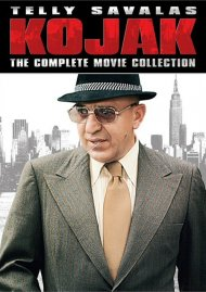 Kojak: The Complete Movie Collection Movie