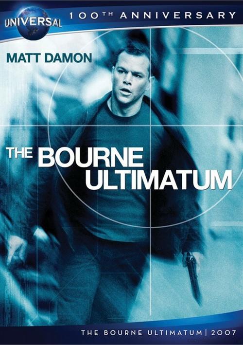 Bourne Ultimatum, The (DVD + Digital Copy) Movie