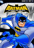 Batman: The Brave And The Bold - Season Two, Part Two Movie