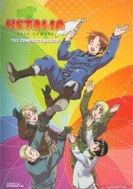 Hetalia Axis Powers: Complete Series Movie