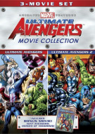 Ultimate Avengers Movie Collection Movie