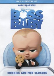Boss Baby, The (DVD + Digital HD) Movie