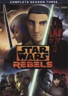 Star Wars Rebels: The Complete Season Three Movie