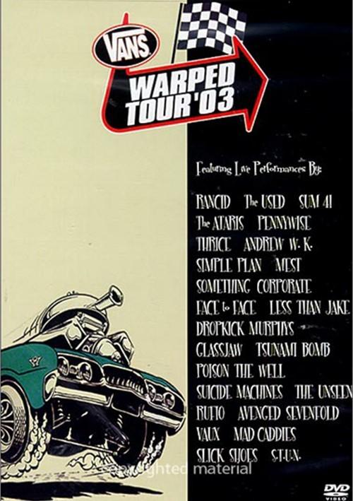 Warped Tour 2003 Movie