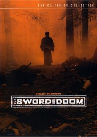 Sword Of Doom, The: The Criterion Collection Movie