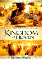 Kingdom Of Heaven (Fullscreen) Movie