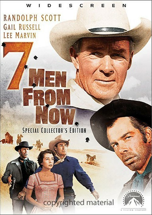 7 Men From Now: Special Collectors Edition Movie