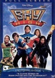 Sky High (Fullscreen) Movie