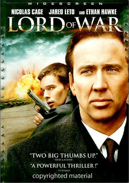 Lord Of War (Widescreen) Movie