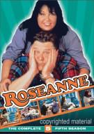 Roseanne: The Complete Fifth Season Movie