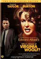 Whos Afraid Of Virginia Woolf?: Special Edition Movie