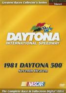 1981 Daytona 500: Seventh Heaven Movie