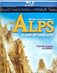IMAX: The Alps - Climb Of Your Life Blu-ray