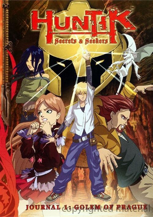 Huntik: Secrets And Seekers - Volume 1 Movie