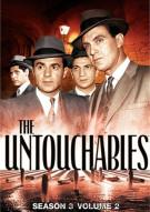 Untouchables, The: Season 3 - Volume 2 Movie