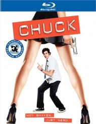 Chuck: The Complete Second Season Blu-ray