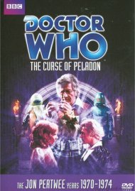 Doctor Who: The Curse Of Peladon Movie