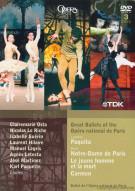Great Ballets Of The Opera National De Paris Movie
