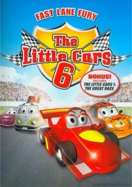 Little Cars 6, The: Fast Lane Fury Movie