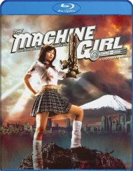 Machine Girl, The Blu-ray