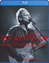 Lindsey Buckingham: Songs From The Small Machine - Live In L.A. Blu-ray