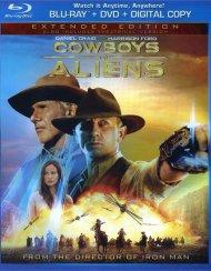 Cowboys & Aliens (Blu-ray + DVD + Digital Copy) Blu-ray