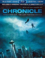 Chronicle: The Lost Footage Edition (Blu-ray + DVD + Digital Copy) Blu-ray