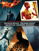 Christopher Nolan Directors Collection Blu-ray